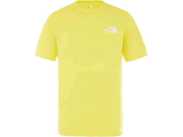 The North Face Flex II T-shirt Homme, tnf lemon
